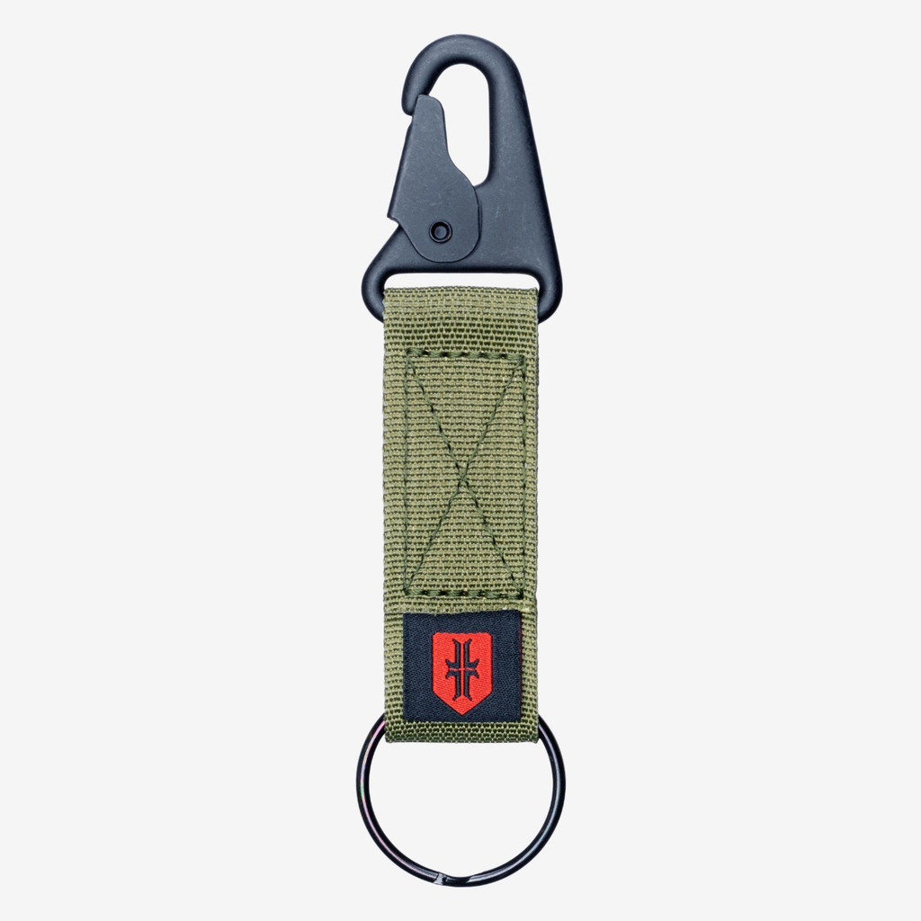 Warrior Poet Key Lanyard