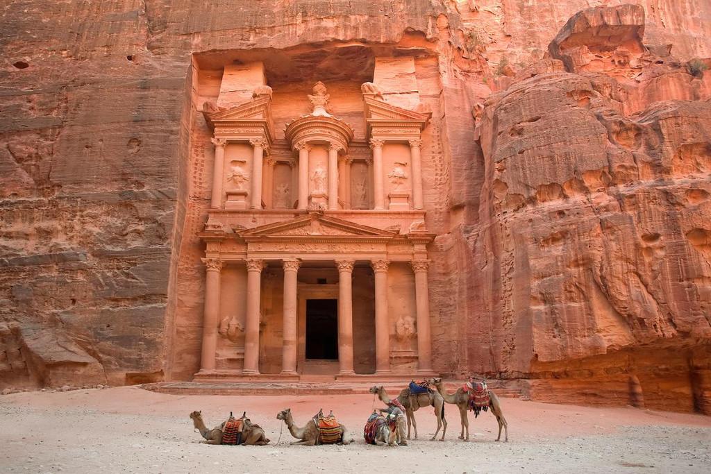 Warrior Poet Society: 12-Day Adventure to Jordan & Israel May 3 – 14, 2020