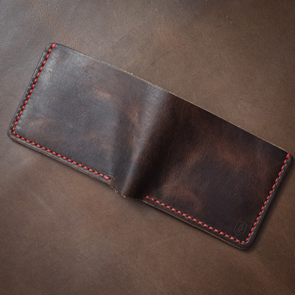 Traditional Wallet - Popov Leather