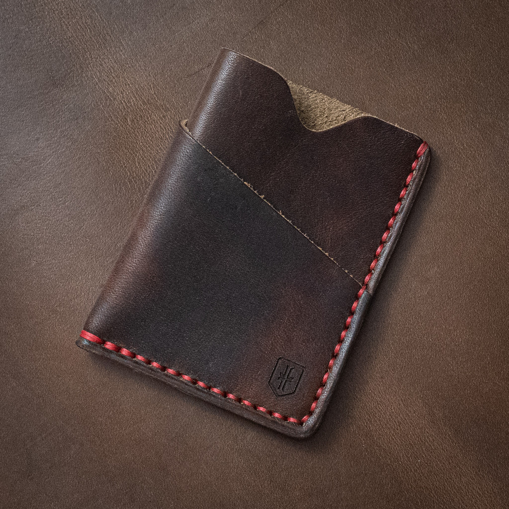 Card Holder - Popov Leather