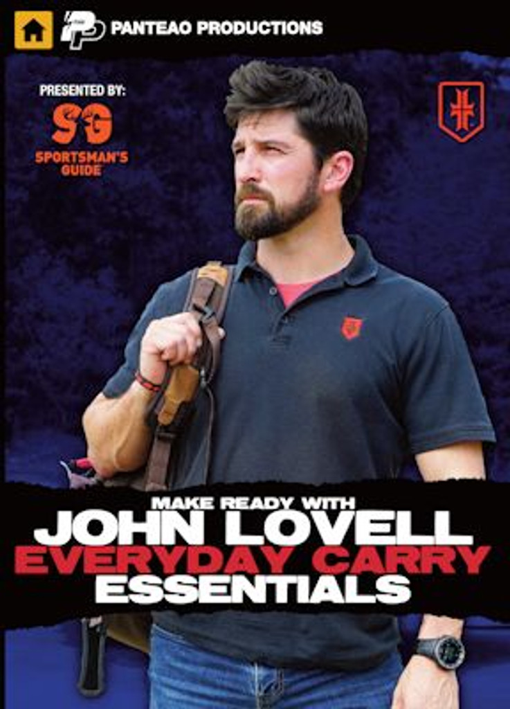 Make Ready with John Lovell: Everyday Carry Essentials - DVD