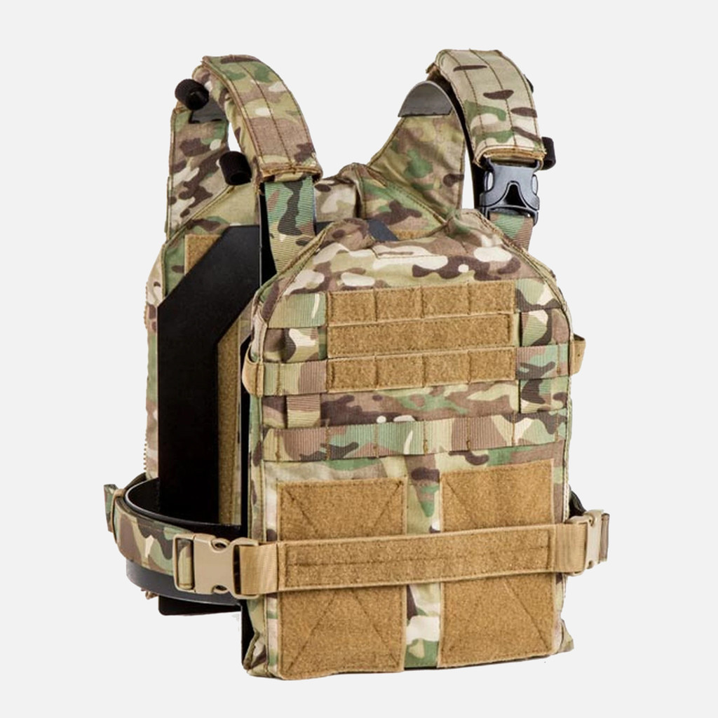 RAC Plate Carrier - HRT