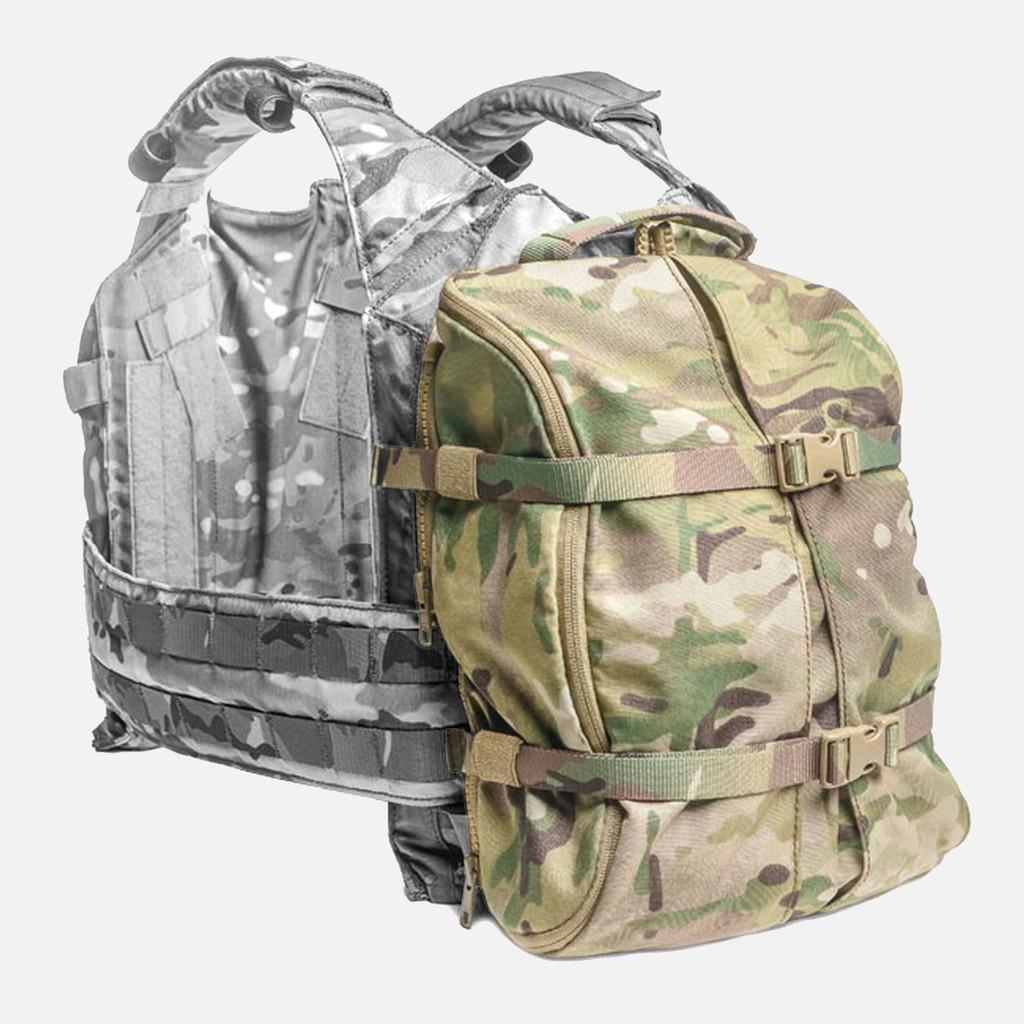 Zip-On Medium Pack - HRT