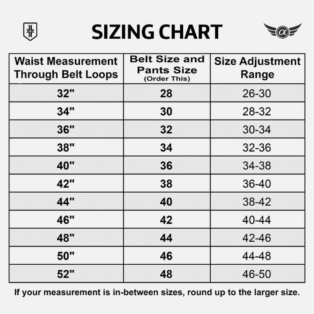 Low Profile Inner/EDC Belt