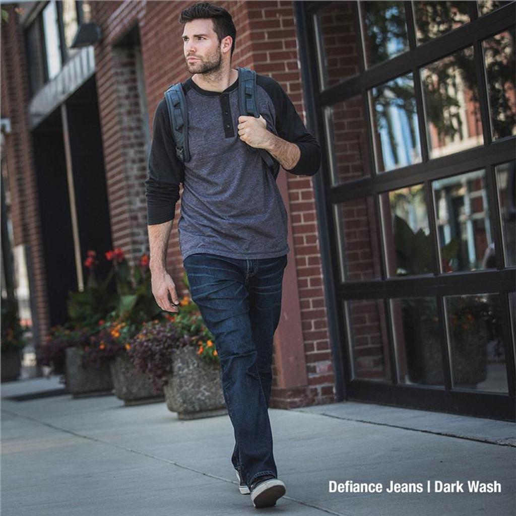 Defiance Jeans - Dark Wash - Vertx