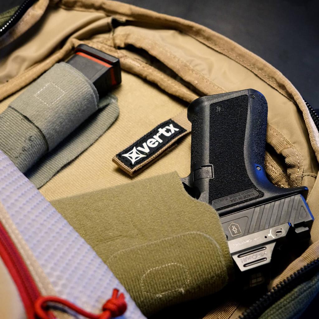 VELCRO® Pistol Magazine Holster - Vertx