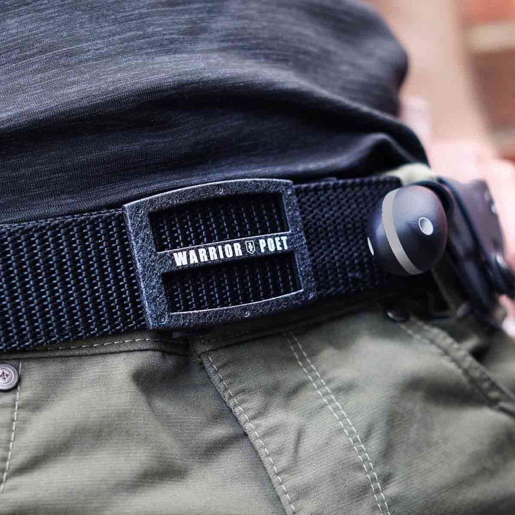 WPS Titan EDC Belt Black - Nexbelt