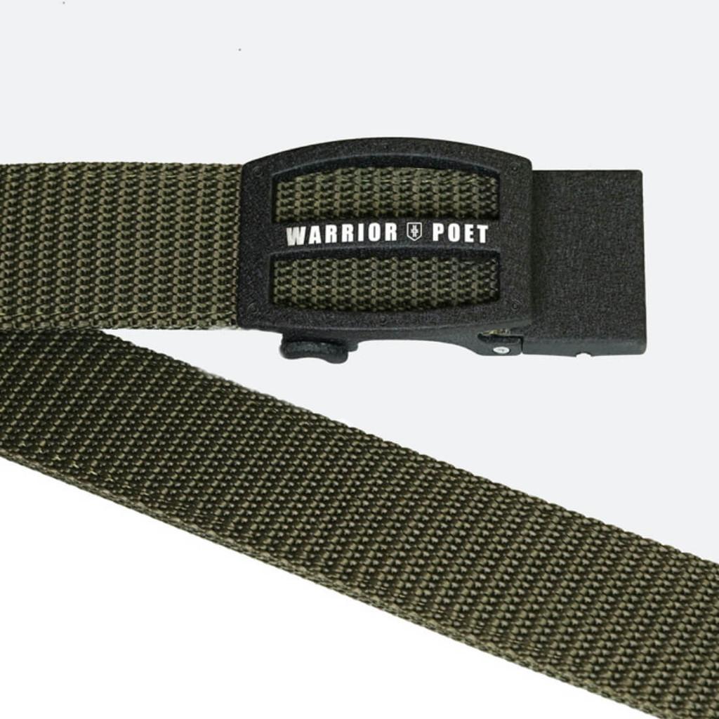 WPS Titan EDC Belt OD Green - Nexbelt