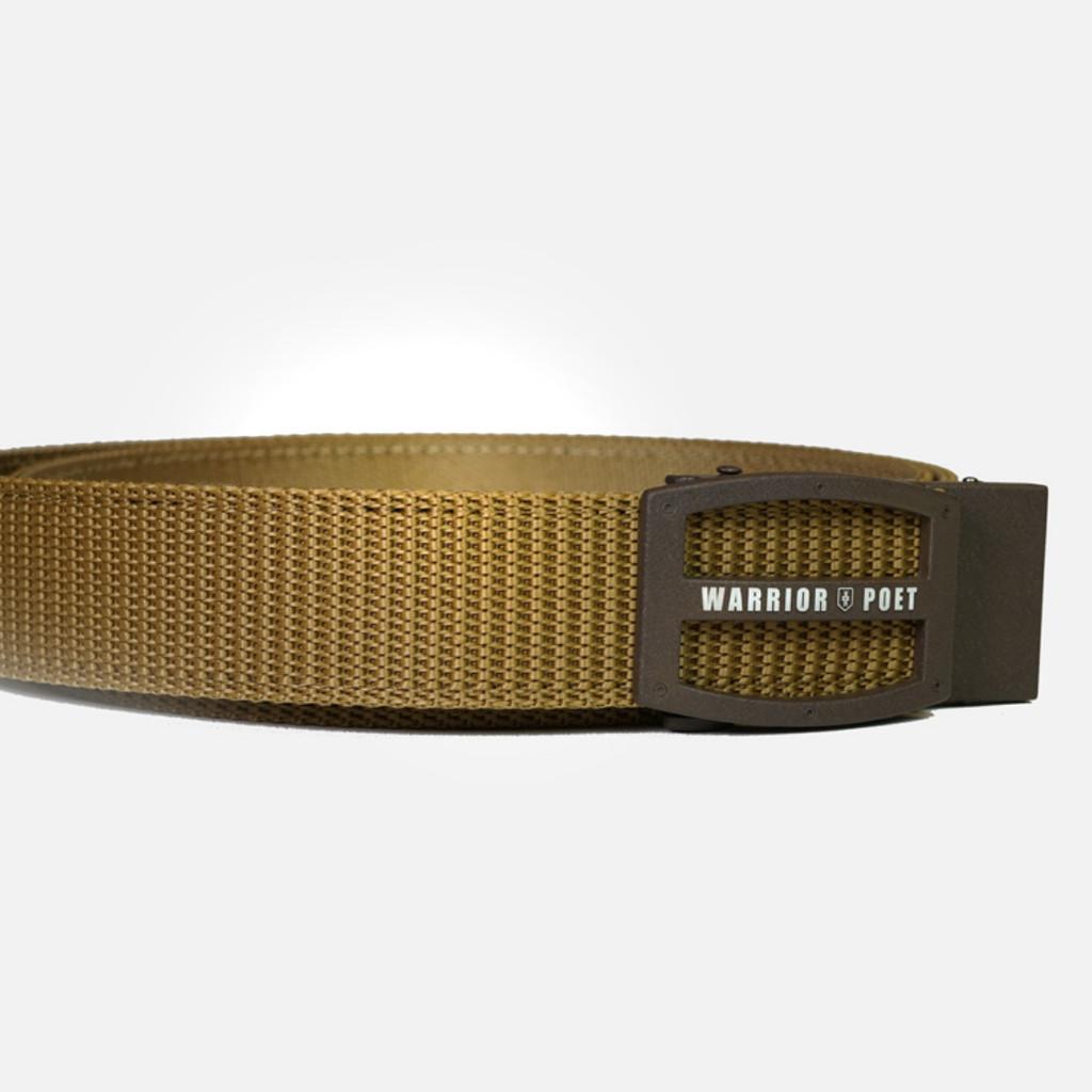 WPS Titan EDC Belt Coyote - Nexbelt