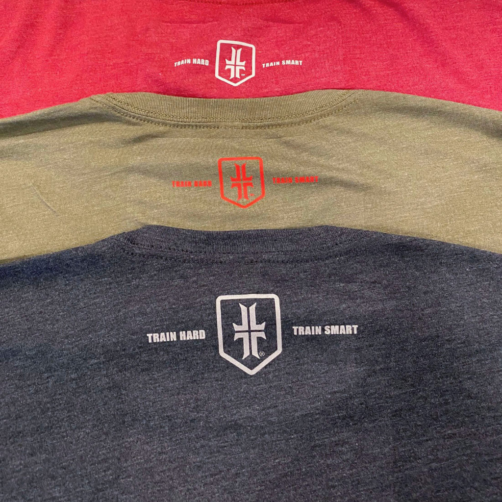 Live Free T-Shirt - Dark Grey / Light Grey