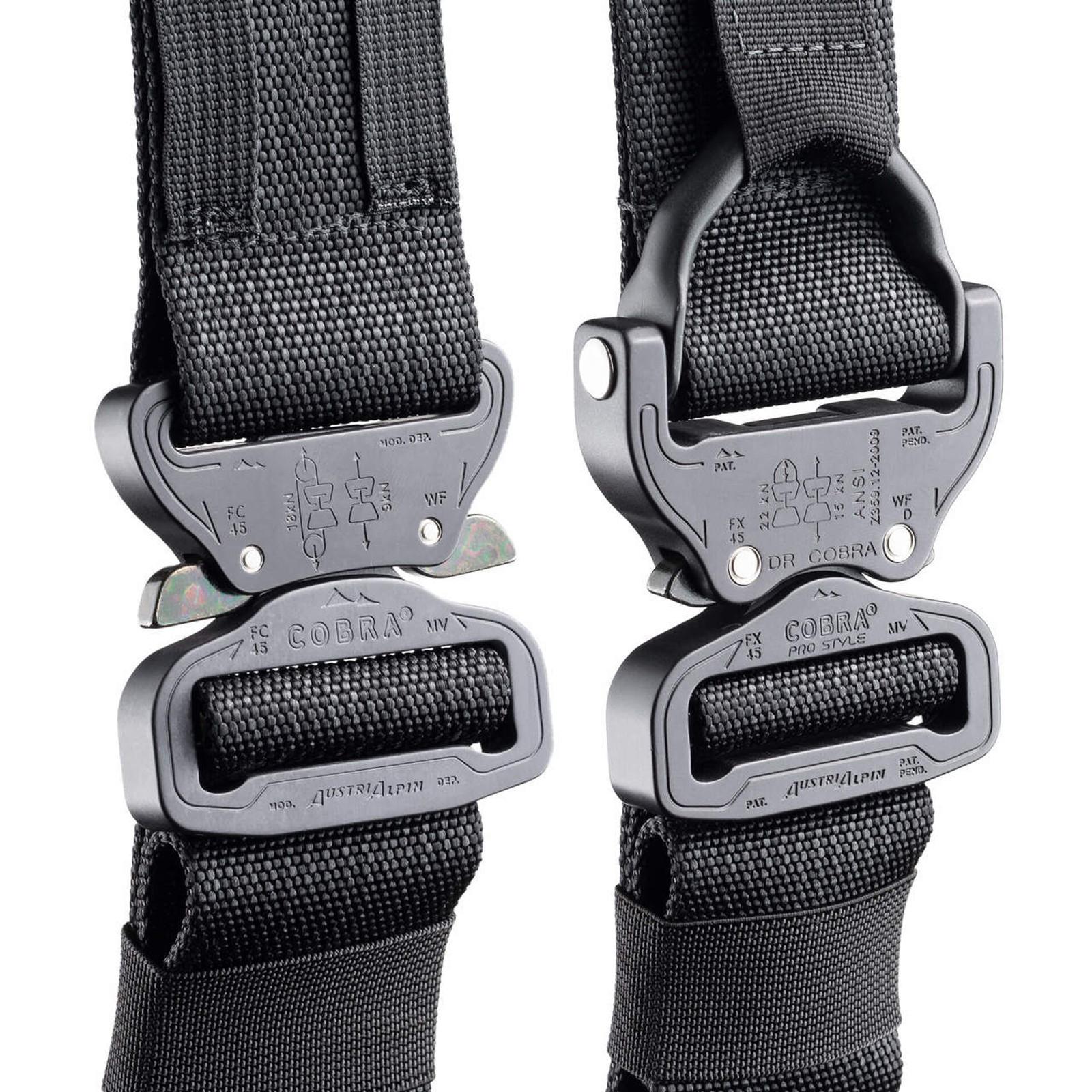 Standard Double Belt Rig