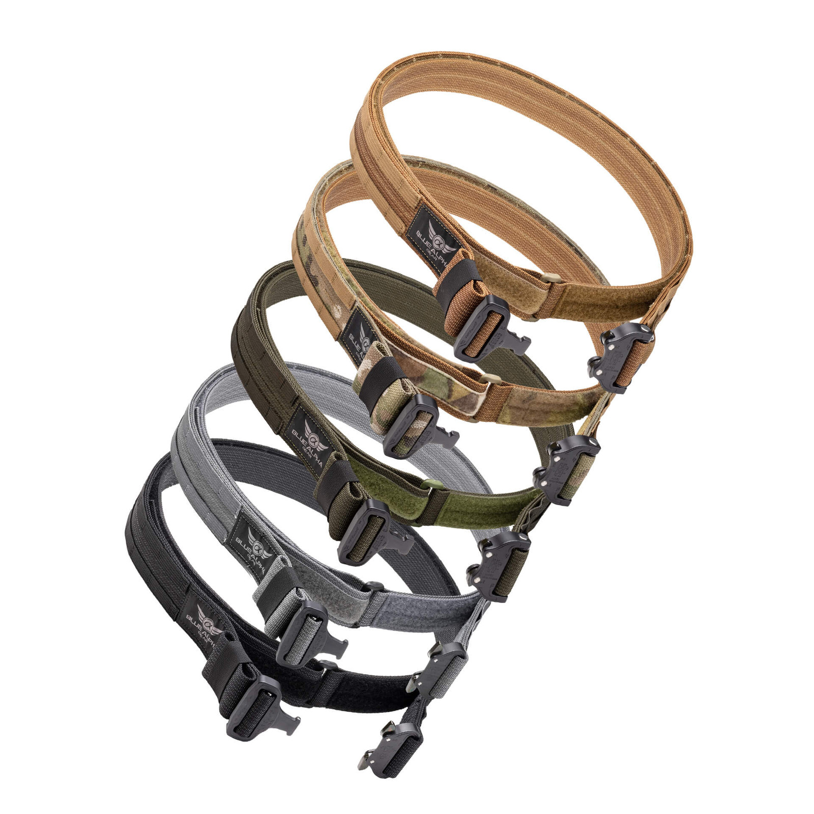 MOLLE Double Belt Rig