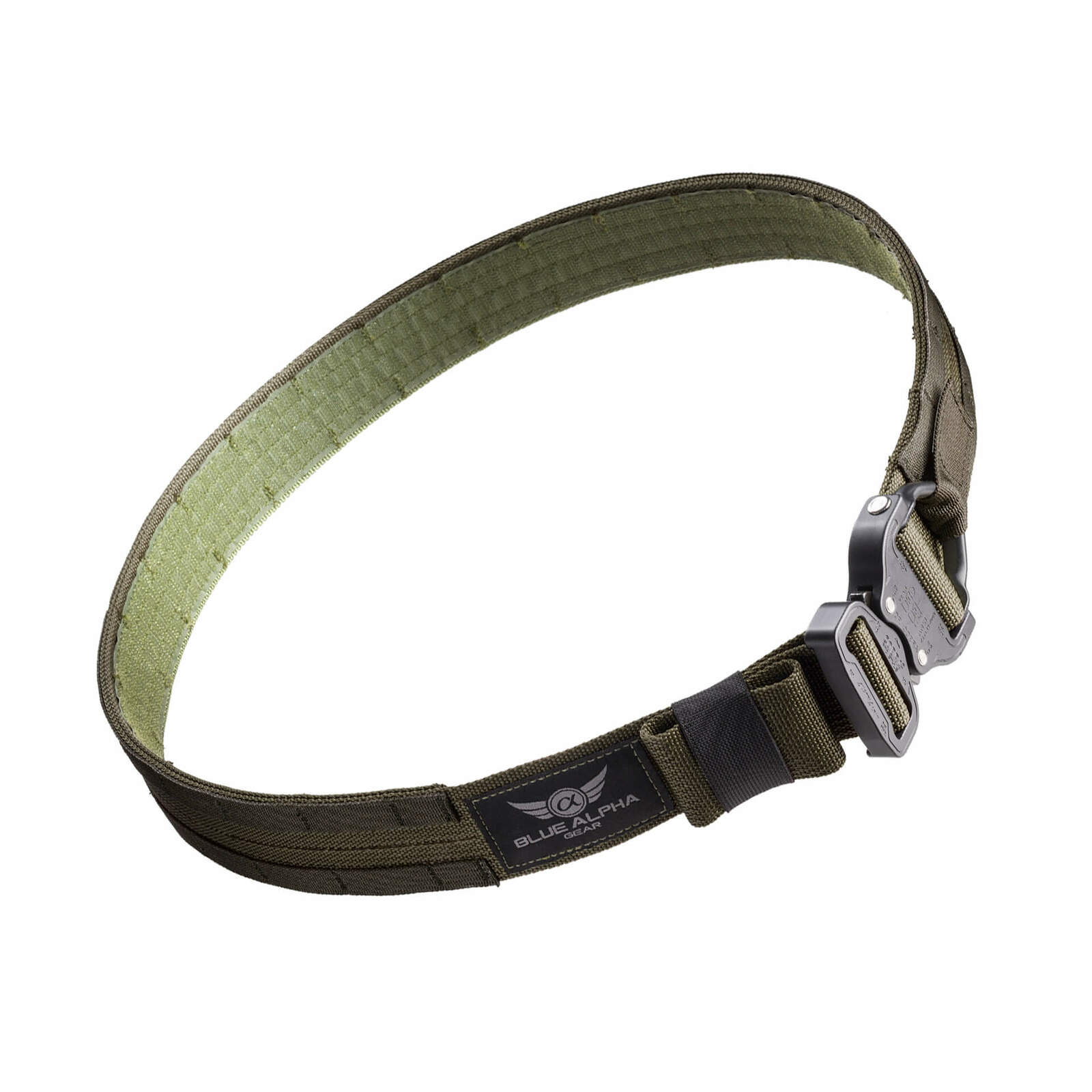 MOLLE 1.75″ Double Belt Rig - Blue Alpha