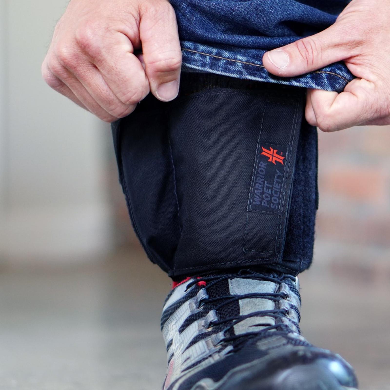 EDC Ankle Medical Kit + Medical Components Pack