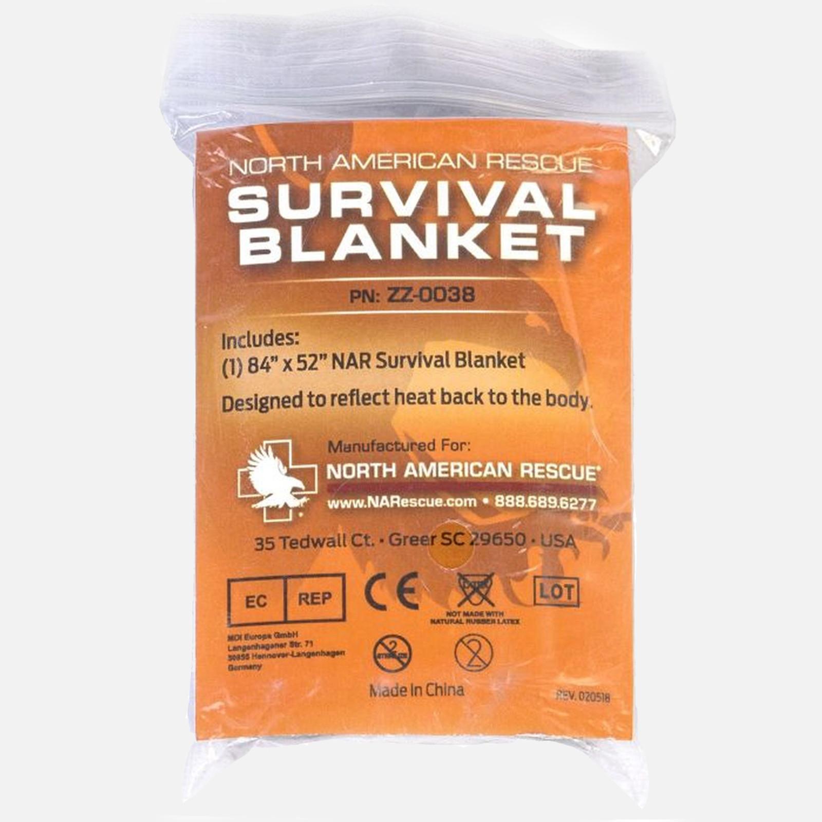 Survival Blanket - NAR