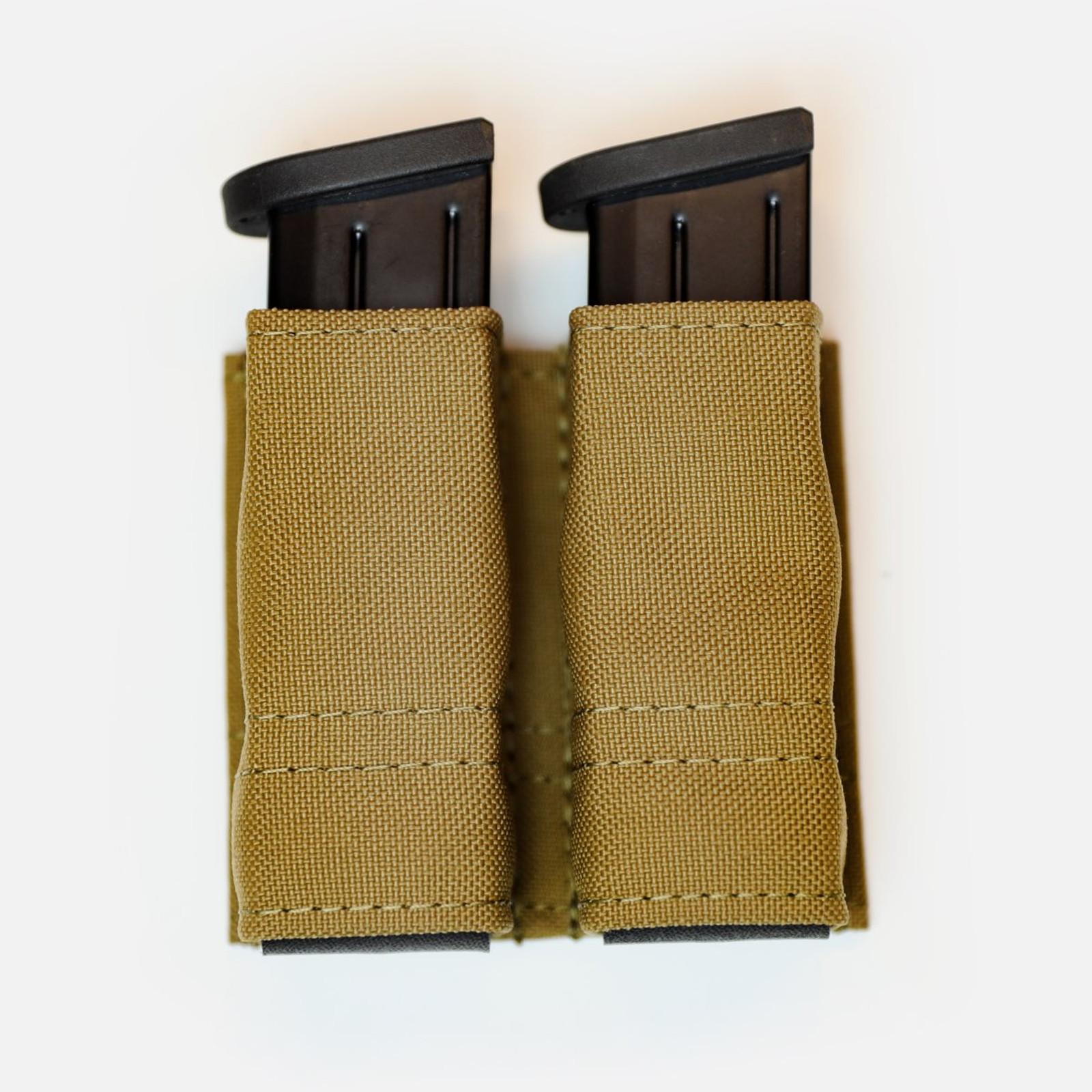 Double Pistol KYWI Magazine Pouch - esstac