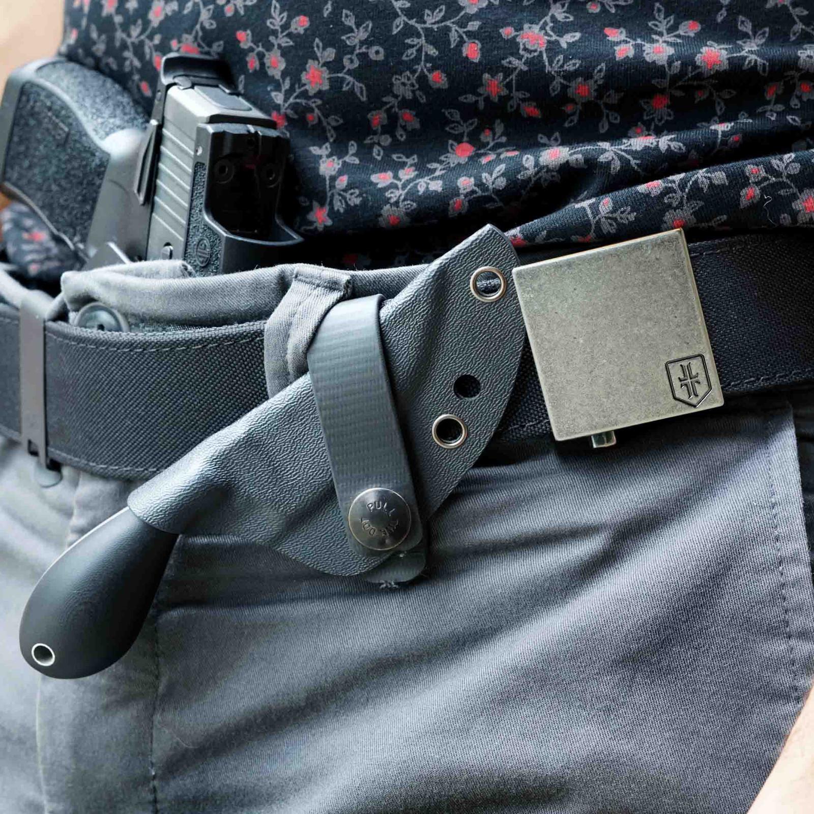 WPS Supreme Appendix Carry Gun Belt - Nexbelt