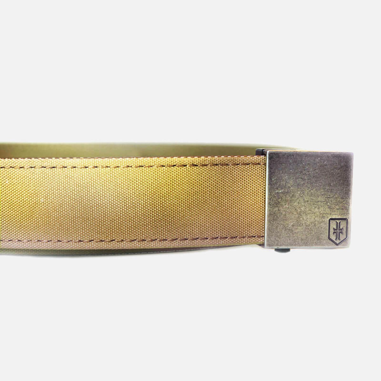 WPS Supreme Appendix Carry Gun Belt Coyote - Nexbelt