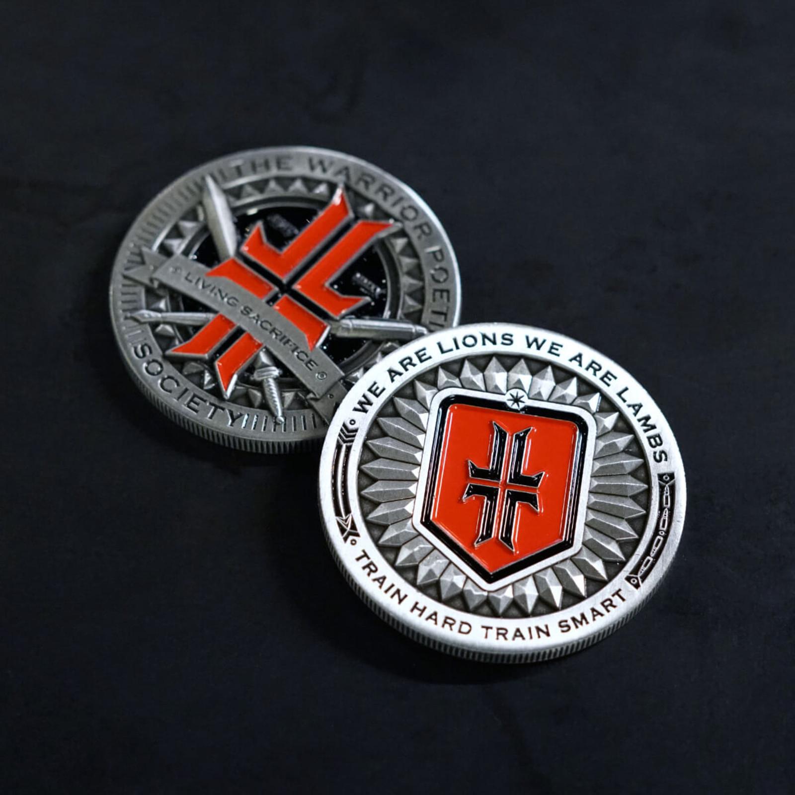 WPS Challenge Coin