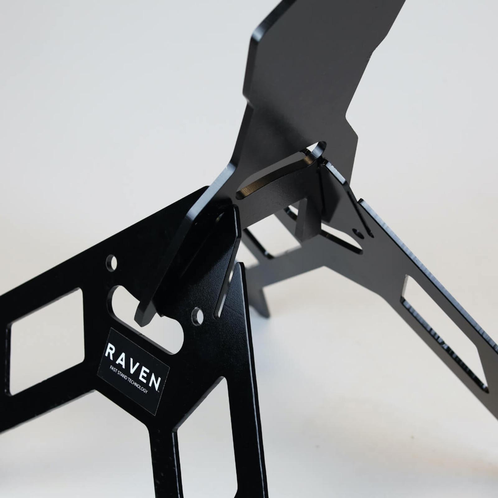 Mini RAVEN Steel Target System