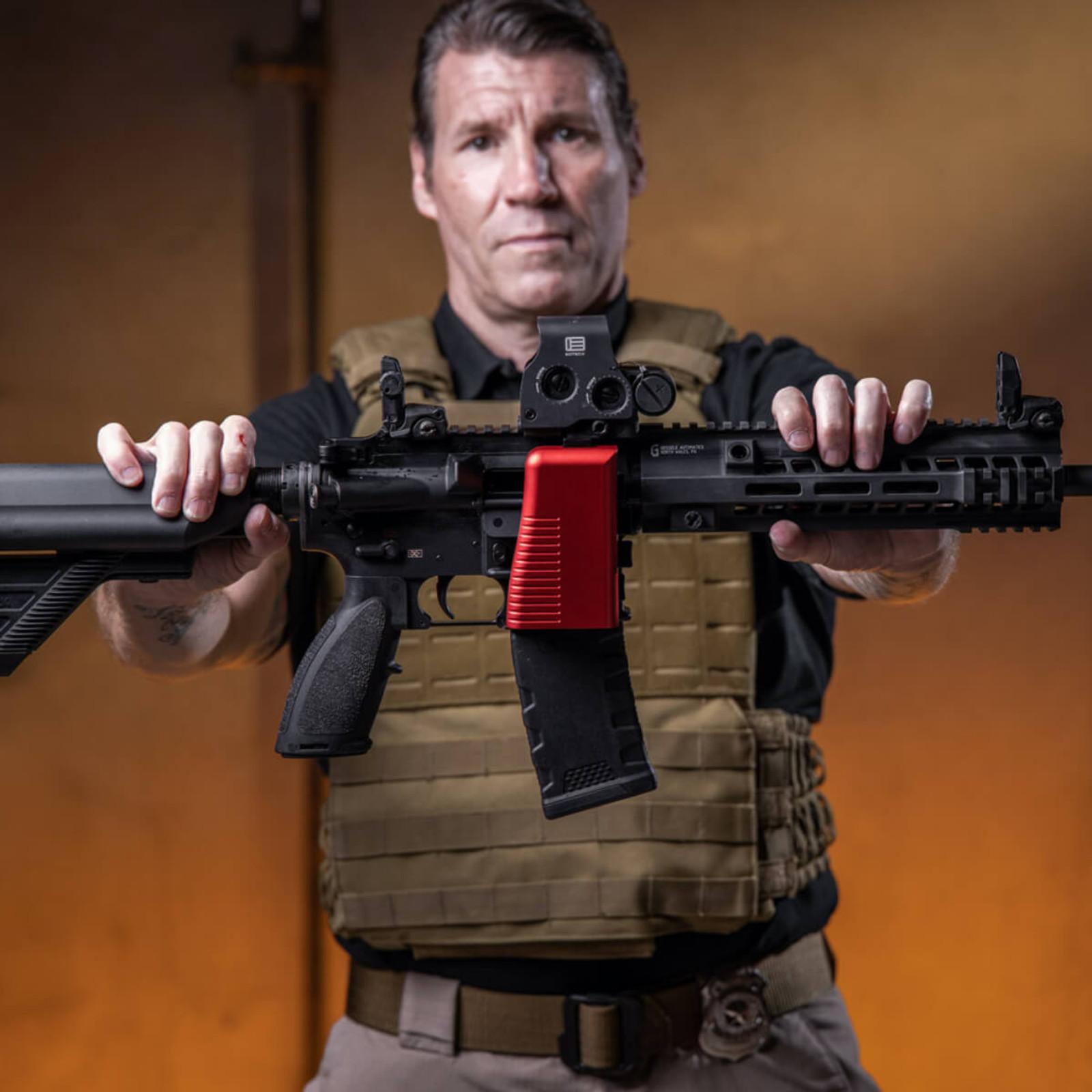 AR-15 Chamber Lock - StopBox USA