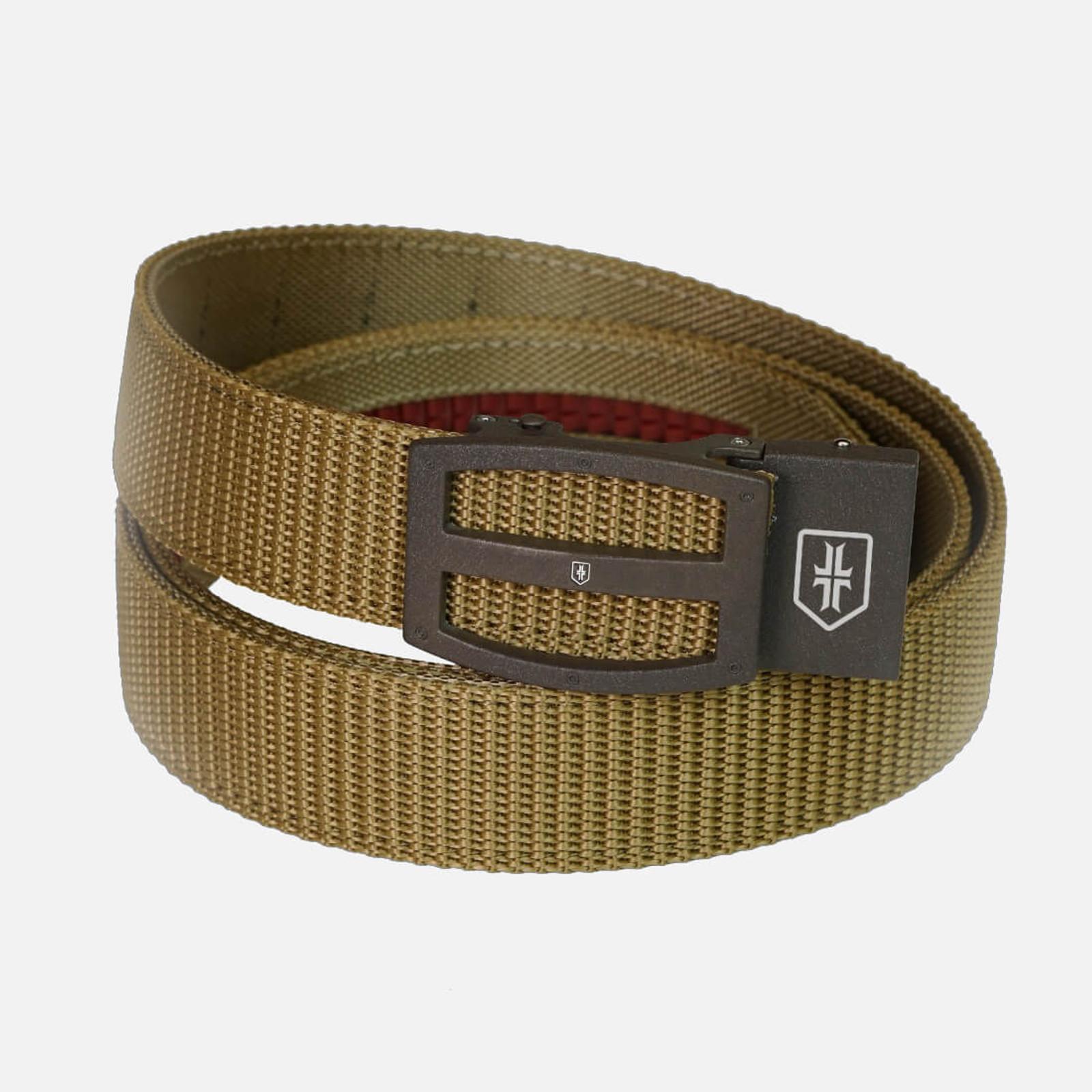 WPS Titan Shield Belt Coyote - Nexbelt