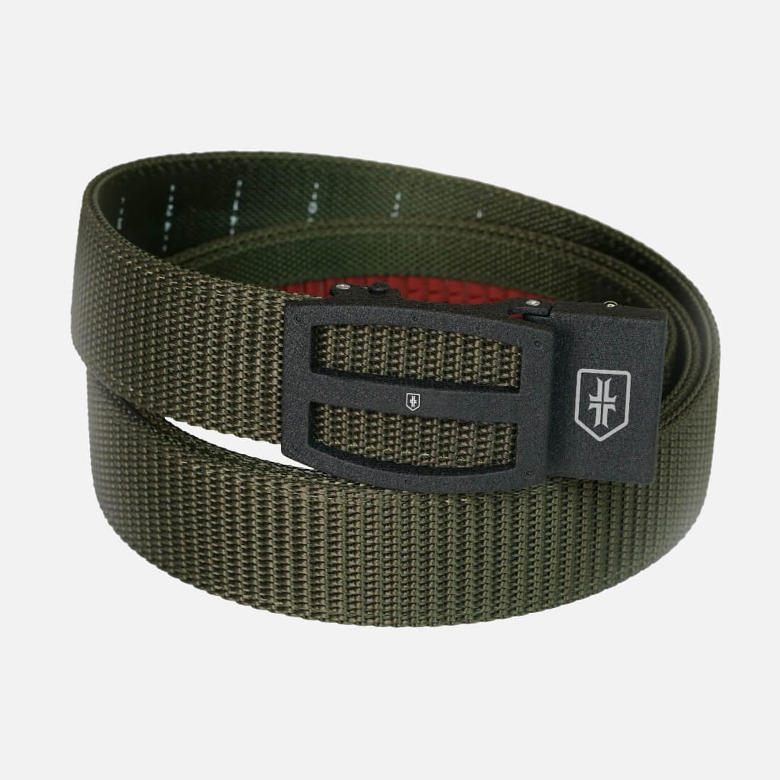 WPS Titan Shield Belt OD Green - Nexbelt
