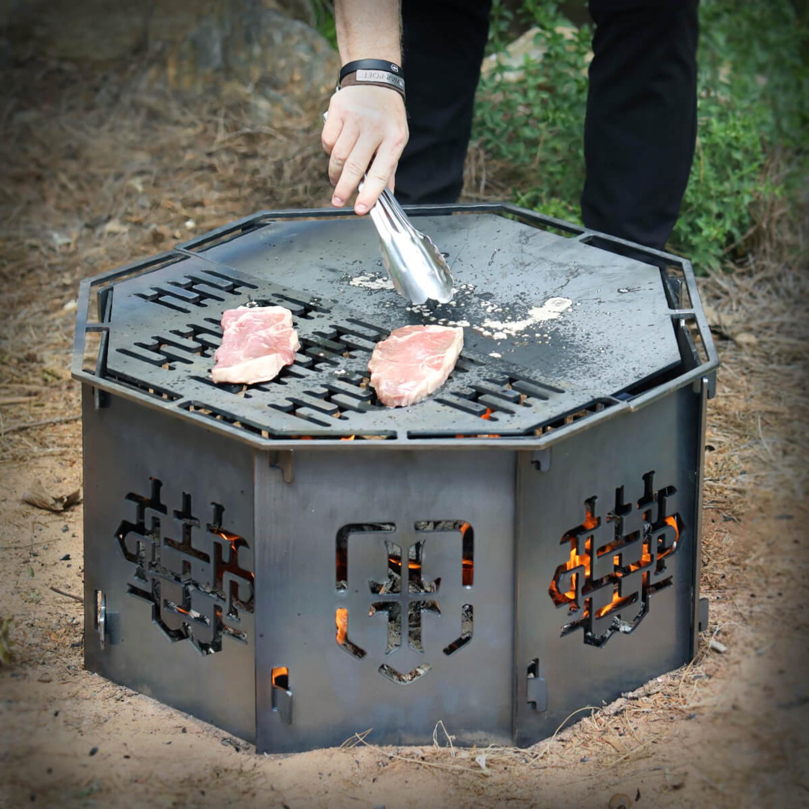 WPS Octagon - Cooking Skillet