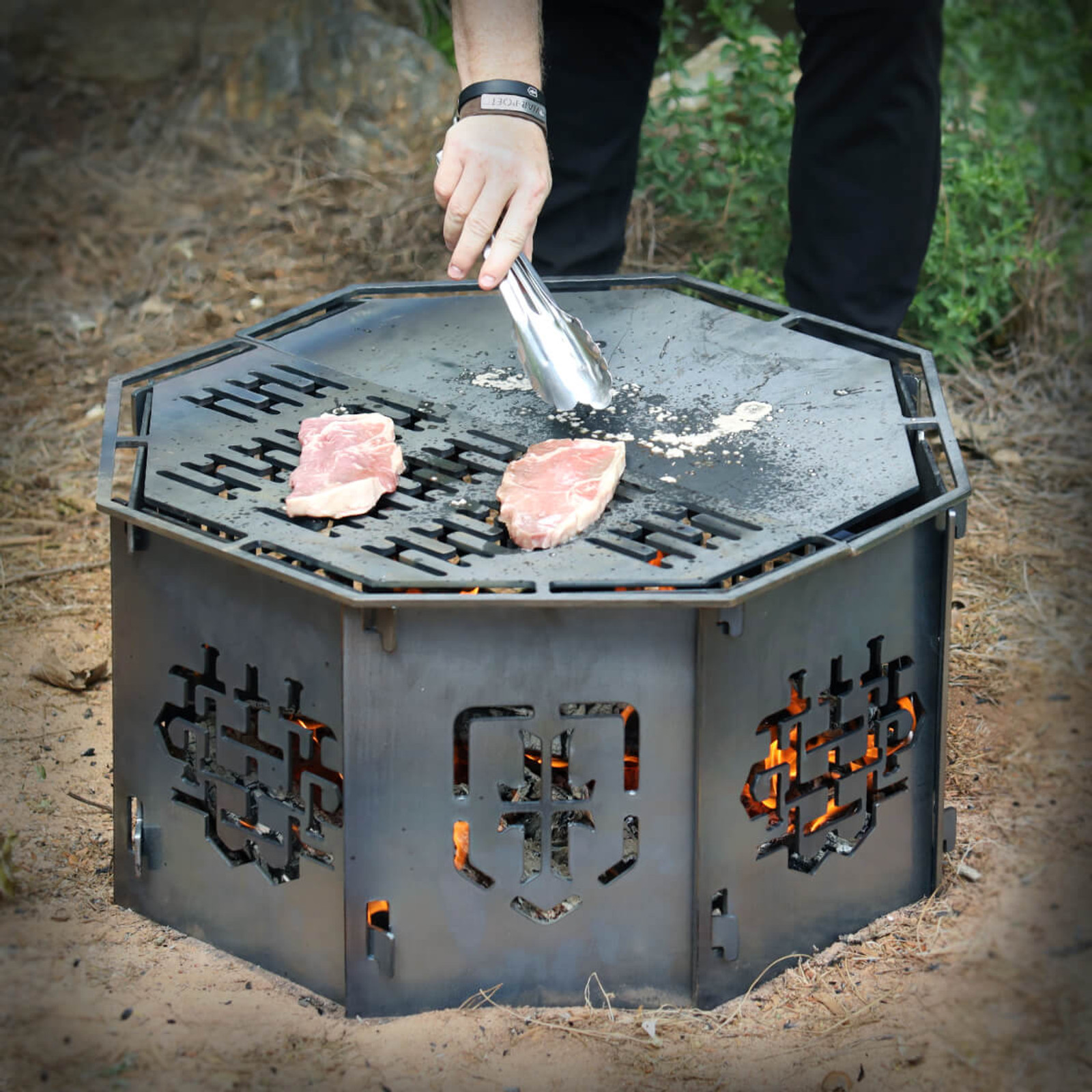 WPS Octagon - Cooking Grate