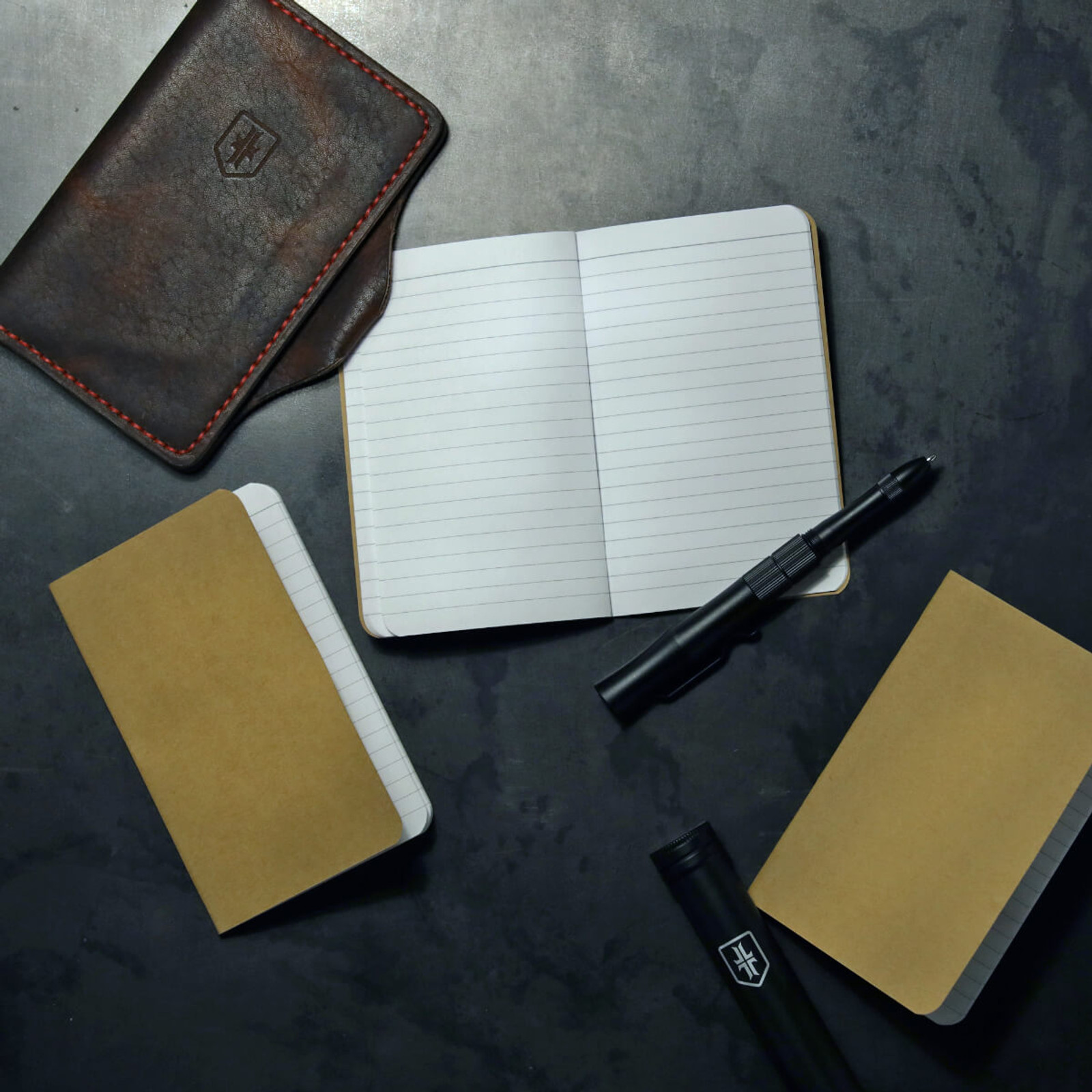 Field Note Replacement Journals