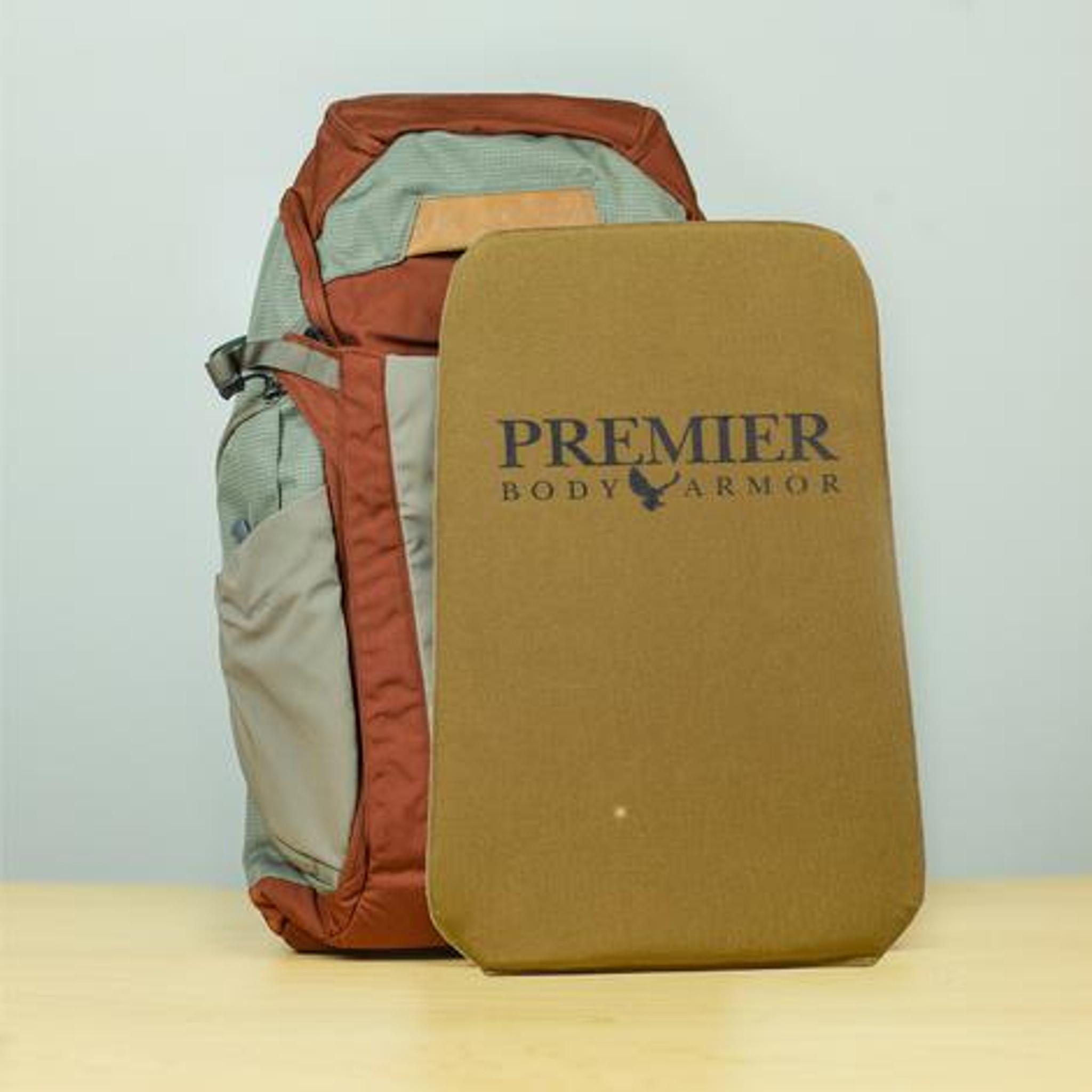 Level Iiia Vertx Backpack Panel Premier Body Armor