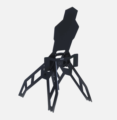 RAVEN AR550 Steel Target Stand + Paper Target Adapter