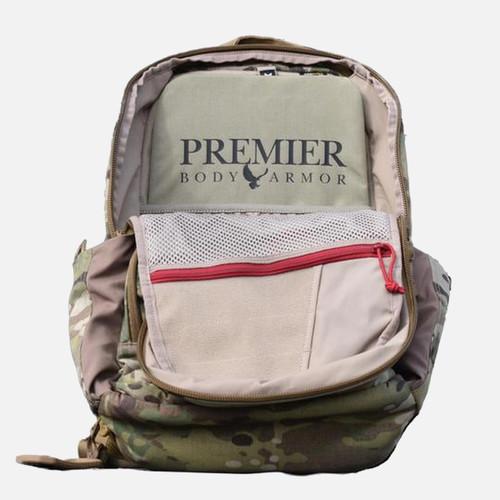 Vertx Level IIIA Backpack Armor Panel - Premier Body Armor