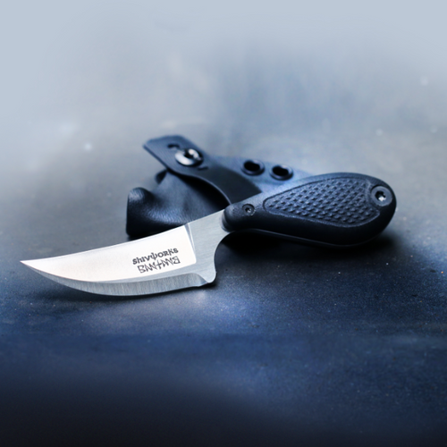 Double Edge Clinch Pick Knife - Ban Tang