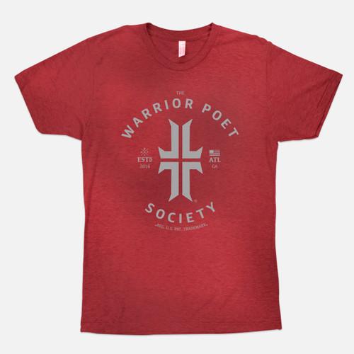 Trademark T-Shirt - Brandy / Grey