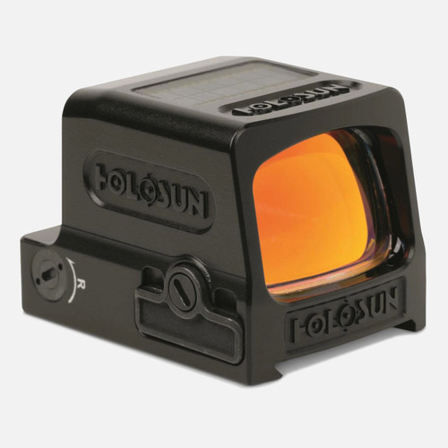HE509T-RD Enclosed Reflex Pistol Sight, Red - Holosun