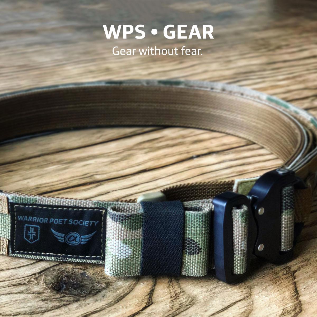 Warrior Poet Society Original Gear
