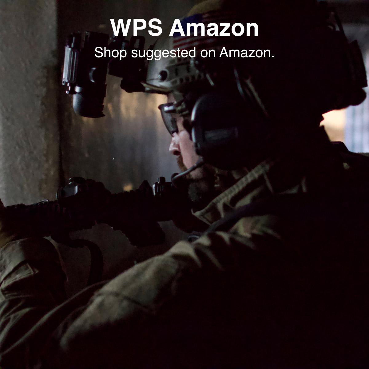 Shop Warrior Poet Society on Amazon