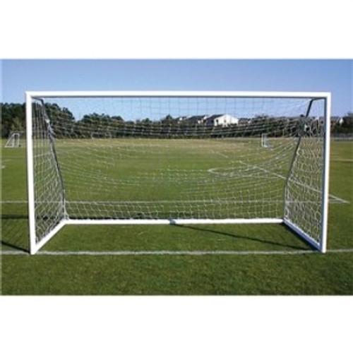 PEVO CastLite Park Series Soccer Goals: 6.5' x 12' (PAIR)