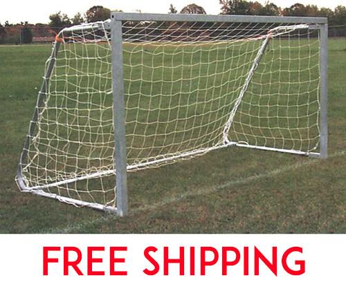 All Star Club Soccer Goals: 6' x 12' (PAIR)