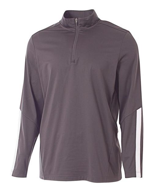 League 1/4 Zip Jacket: ADULT