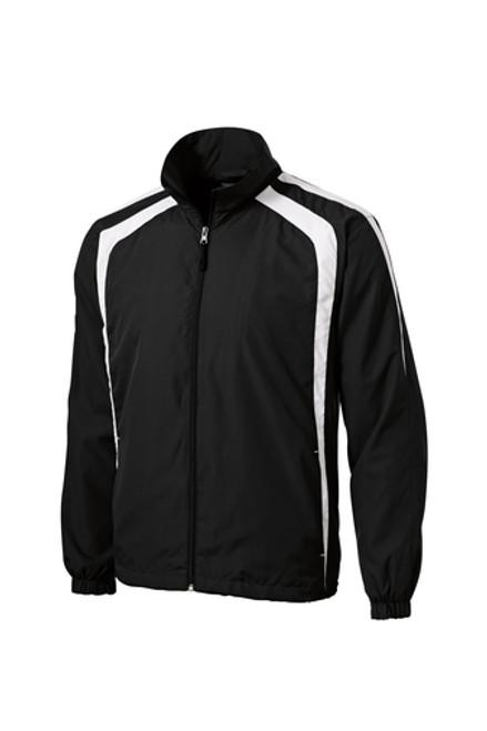 ST Colorblock Raglan Jacket: ADULT