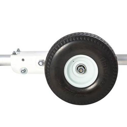 Alumagoal Flip Over Wheel Kit: Set of 2