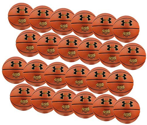 Under Armour  495 Basketball (case of 24)