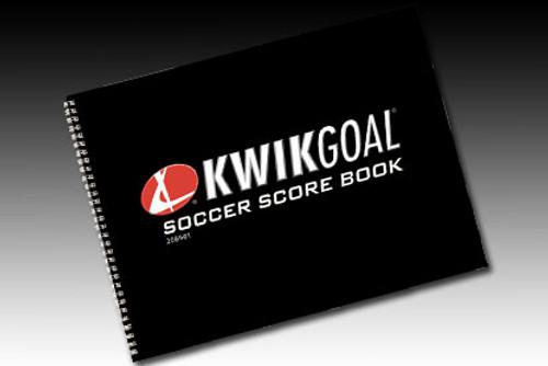Soccer Score Book (10 PACK)