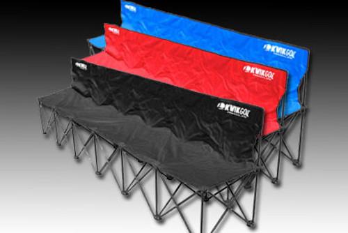 d34a49bf9 Kwik Seat Bench: 6 Seat - DTI Sports