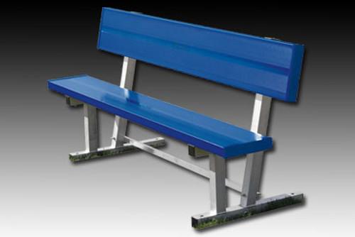 ed7157cc1 Kwik Goal Custom 21' Bench (w/ back) - DTI Sports