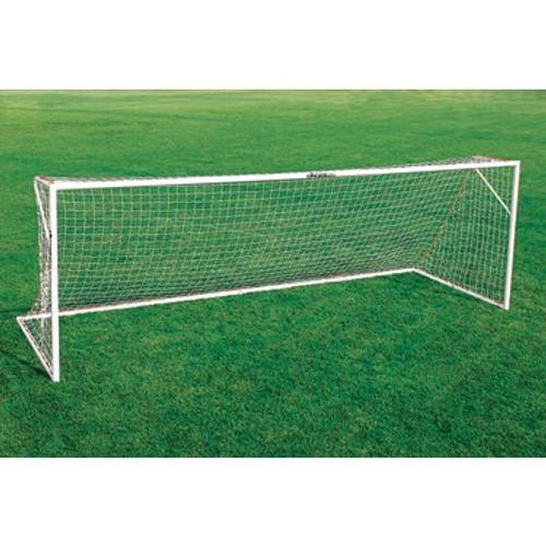 Kwik Goal Deluxe European Goals: 8' x 24' (PAIR)