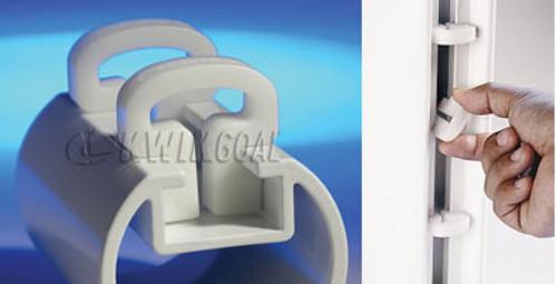 c2cd7dcf4 Kwik Lock Net Clips - 100 Pack - DTI Sports