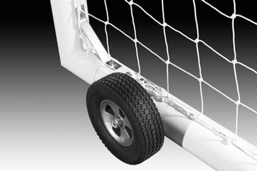 Kwik Goal Deluxe Euro Club Goal Wheel Option: Set of 4